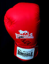 James Degale Signed Boxing Glove