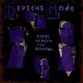 Songs Of Faith And Devotion - Depeche Mode (CD)
