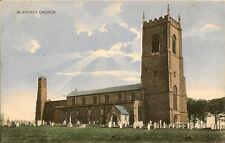 BLAKENEY Norfolk) : Blakeney Church -ROUNCE & WORTLEY-BLAKENEY small s/ring