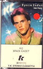 "KC & THE SUNSHINE BAND "" SPACE CADET "" MUSICASSETTA NUOVA SENZA SIGILLO"