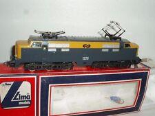 Lima Modellbahnloks der Spur H0 mit analoger Steuerung