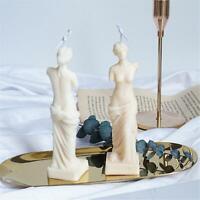 Silicone Venus Soap Candle Mold Craft Mould 3D Body Human Model DIY Decor