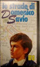 LE STRADE DI DOMENICO SAVIO VIDEOCASSETTA (VHS) SIGILLATA