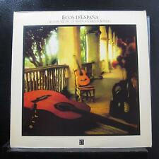Carlos Bonell - Ecos D'Espana: Guitar Music Of Spain LP Mint- H-71390 Record