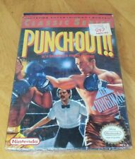 PUNCH-OUT Nintendo Classic Series Authentic Mint Labels Posters Inserts CIB NES