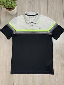 NIKE GOLF Tour Performance Mens Golf Polo Shirt Top | Small S [read desc]