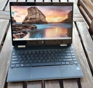 HP SPECTRE X360  - Intel Core i7 8th Generation  - 16GB RAM - 512 GB SSD.