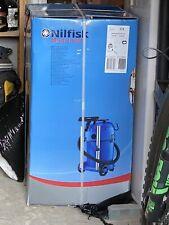 Nilfisk Multi II 30 T Wet & Dry Vacuum Cleaner - Blue (18451552)