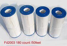 4pcs lot unicel C-4950 Cartridge filter& spa filter Filbur PRB50-IN FC-2390