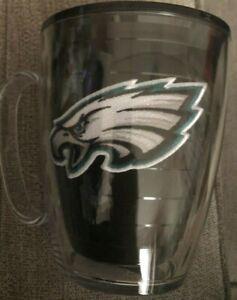 Tervis NFL Philadelphia Eagles Emblem Individual Mug ( 16 oz Quartz No Lid)