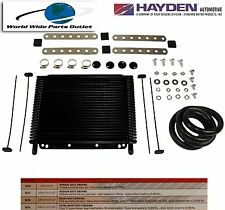 Automatic Transmission Oil Cooler Hayden 678/OC-1678  Plate and Fin Type