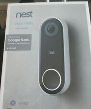 Nest Hello Video Doorbell (NC5100US)