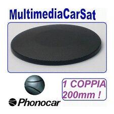 PHONOCAR 5/050 5050 GRIGLIA ALTOPARLANTE Casse 200mm 20cm Solo Griglie