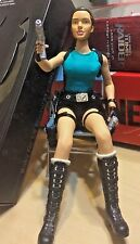 "OOAK ULTIMATE Lara Croft 12"" 1/6 adult action figure - Phicen / Playmates HYBRID"
