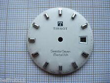 Cadran montre dial Tissot 時計のダイヤル Seastar Seven Monolith Zifferblatt 表盘腕表 1.2