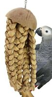 1198 Large Coco Platt Bird Toy parrot cage toys cages african grey conure large