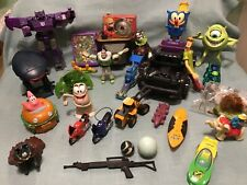 Big Lot of Toys for Boys Transformer Cars Buzz Lightyear Motorcycles