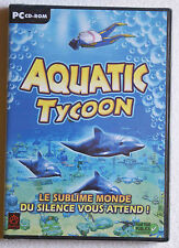 AQUATIC TYCOON sur PC