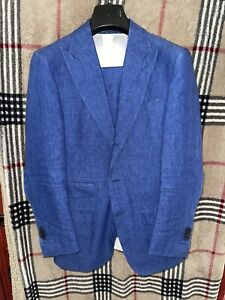 SuitSupply Washington Fit Suit 34r ($240 OBO)