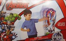 3-D Bop Bag * Sambro * Boxsack * Avengers * ca. 85 x 30 cm * Neu * OVP