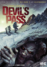 Devil's Pass [New DVD]