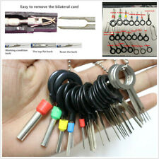 21pcs Car Terminal Removal Electrical Wiring Crimp Connector Pin Extractor Kit Fits Mitsubishi Diamante