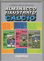 Ristampa - Almanacco Illustrato del Calcio - Panini & Gazzetta dello Sport