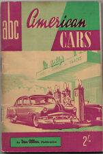 American Cars Ian Allan abc book by John Dudley Pub. No. 306/154/653