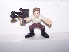 Star Wars Han Solo 2001 Hasbro Galactic Heroes Tattooine Figure #2