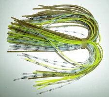 "5 Starflash Custom Silicone Spinnerbait Skirts (Sexy Craw) Bass Fishing - ""NEW"""