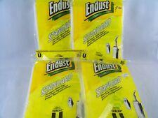 Four Packs of 3 Eureka Type U Endust Standard Vacuum Bags