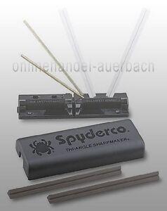 SPYDERCO TRI-ANGLE SHARPMAKER  Schleifset Schleifstein Messerschärfer