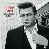 JOHNNY CASH - REBEL SINGS-AN EP SELECTION   VINYL LP NEU