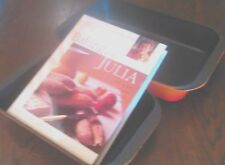2 BAKING PANS 2qt/4qt LE CREUSET FLAME +BONUS Baking with Julia Childs Book