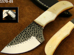 SUPERB FARRIER'S RASP FILE CARBON STEEL OUTDOOR, CAMPING HUNTING KNIFE 1570-5