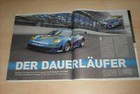 Autozeitung 21003) Wahnsinn! Porsche 911 GT3 RSR mit 450PS im Tracktest auf 3 S