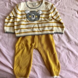 baby boy outfit 6-9 months Monsoon
