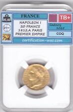 NAPOLÉON I 20 FRANCS 1812.A PARIS OR/GOLD