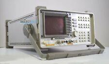 Agilent Hp 8591a 9 Khz To 18 Ghz Spectrum Analyzer Look Ref E