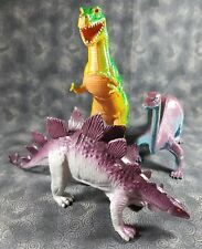 Imperial Dinosaurs 1985 Lot of 3