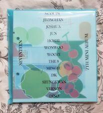 Seventeen Heng:garae CD album Set (3) version SVT / Henggarae no photocards pc