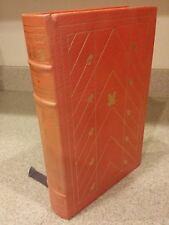 Smith, Adam  THE WEALTH OF NATIONS  Franklin Library Full Leather 1978 Gilt