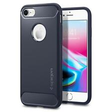 Spigen iPhone 8 / 7 Case Rugged Armor Midnight Blue