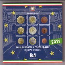Italia    Divisionale   2011   9 monete
