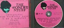The WONDER STUFF Unbearable E.P - CD 1994 Australia Mint