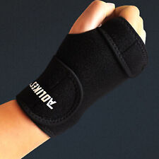 Wrist Brace Gym Hand Support Splint Carpal Tunnel Sprain Arthritis Pain Relief