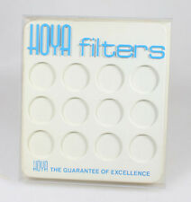 HOYA FILTER DISPLAY CASE