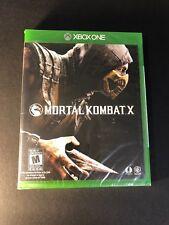 Mortal Kombat X (XBOX ONE) NEW