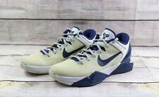 Nike Zoom Kobe 7 VII Blue White TB 517359-102 Mens Size 9
