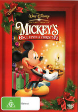Mickey's Once Upon a Christmas  - DVD - NEW Region 4